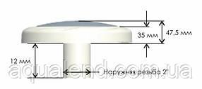 Прожектор светодиодный AquaViva LED008- 546led, фото 2