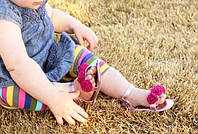 Огляд ринку дитячої та підліткової літньої колекції взуття Літо 2015 року.