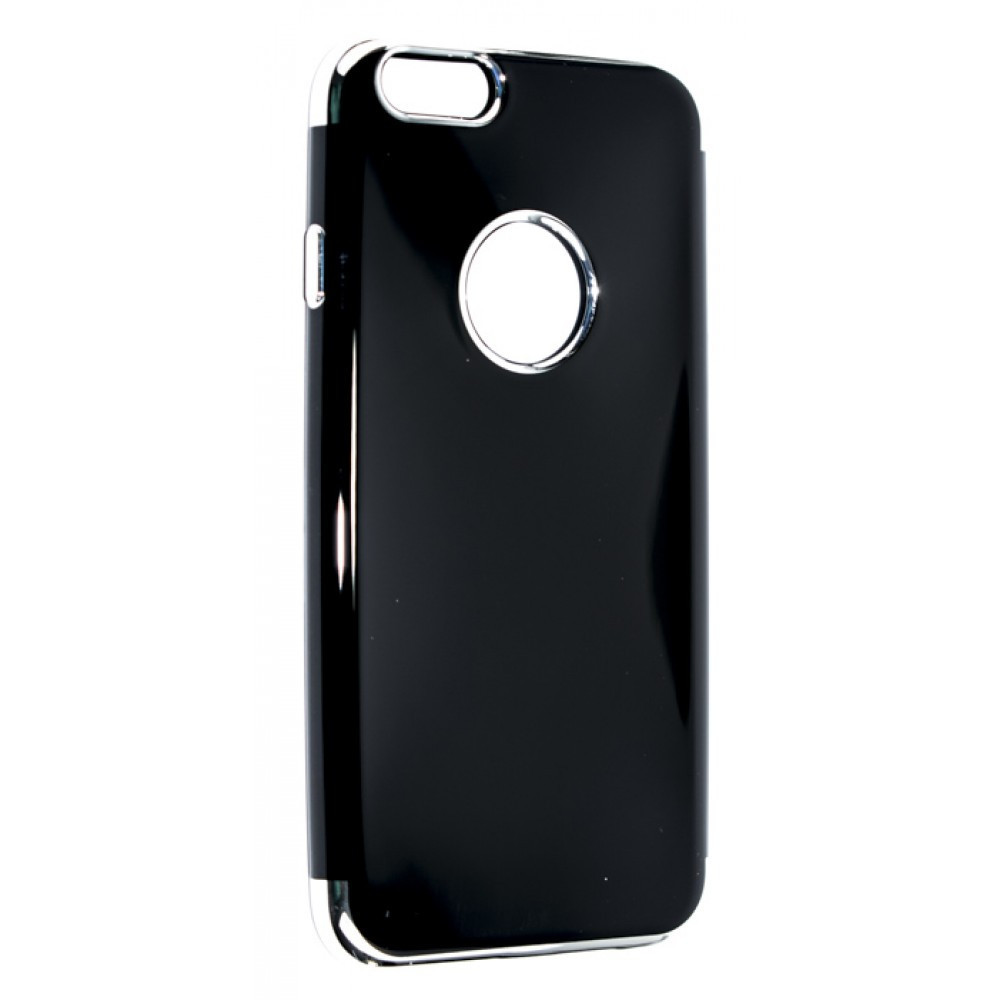 fbe4fe8e02283 Чехол накладка Bezel Black для Apple iPhone 6/6S Серебро: продажа ...