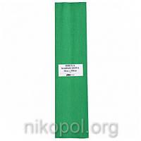 "Бумага гофрированная ""OK Office"" 50х200см., темно-зеленая (№24)"