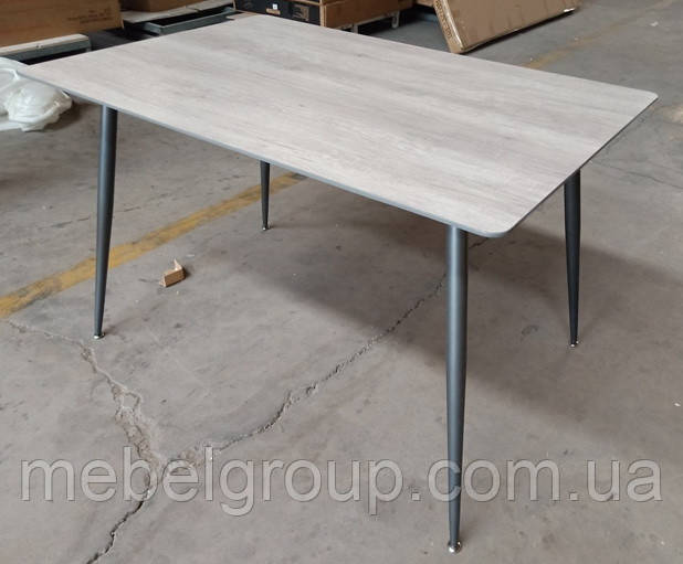 Стол TM-45 сивый120х80х75