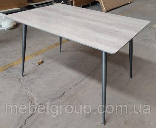 Стол TM-45 сивый120х80х75, фото 2