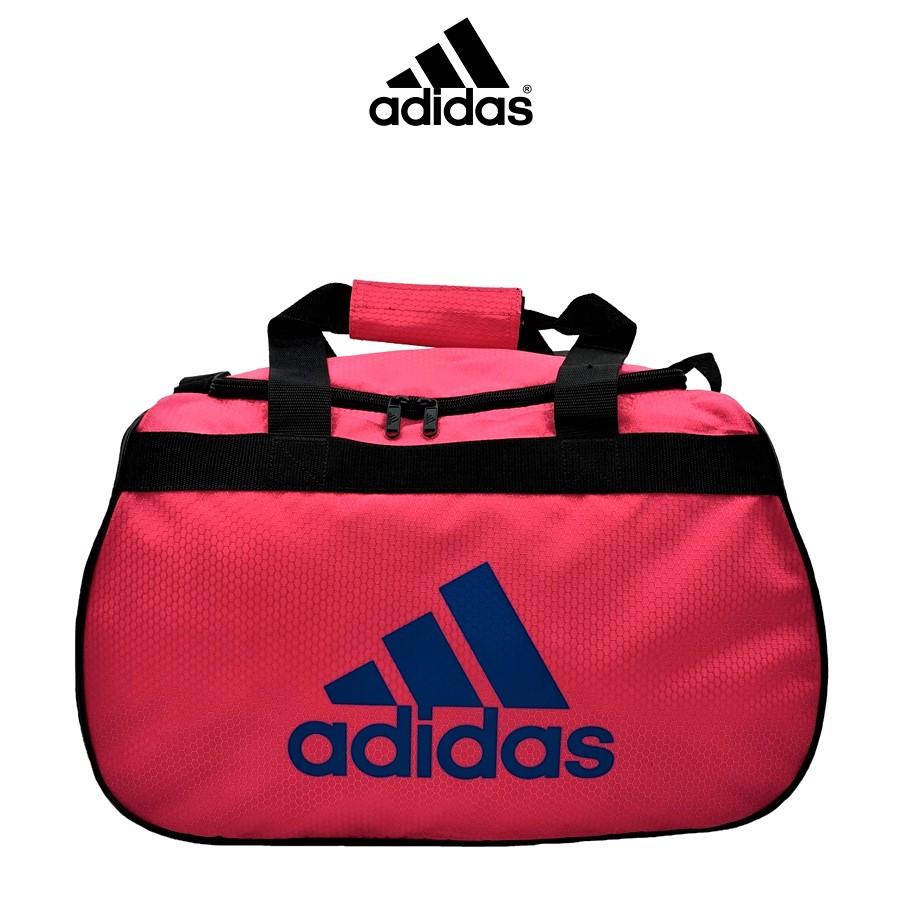 6c93a9f4240e Спортивная Женская Сумка Adidas Diablo Small Duffle Оригинал Розовая ...