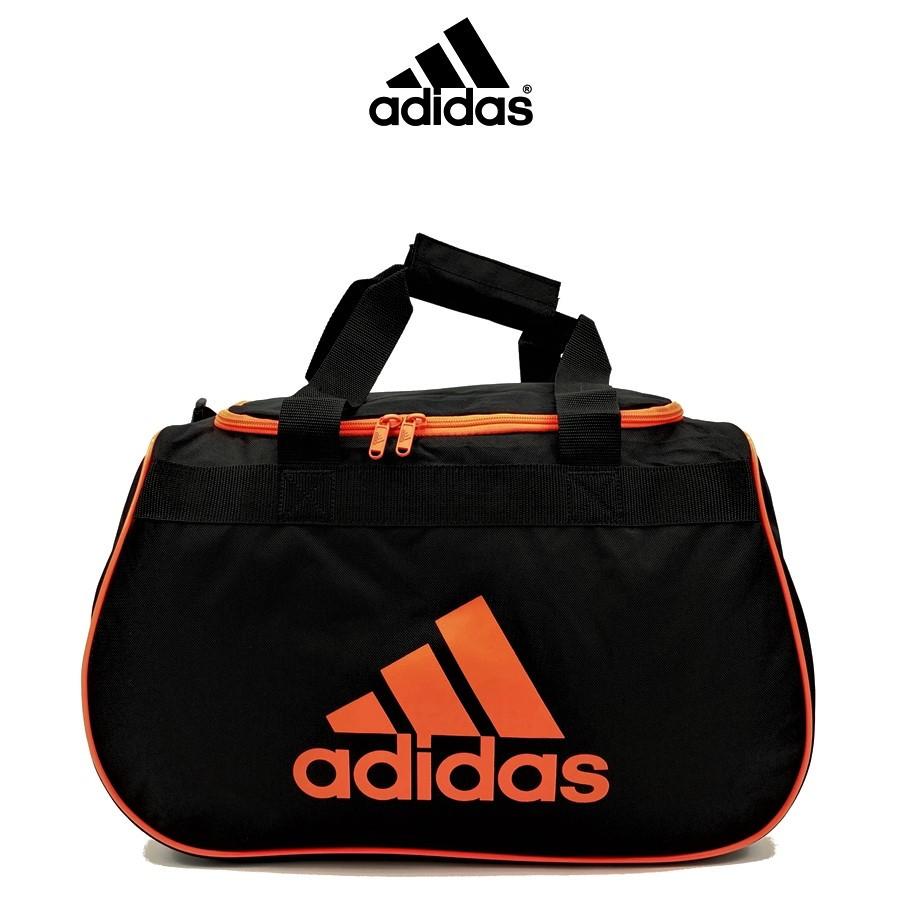 ed2a9a40e27c Спортивная Сумка Adidas Diablo Small Duffle Оригинал Черная — в ...
