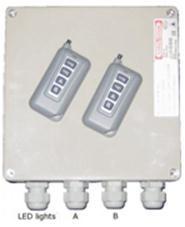 Пульт дистанційного керування для прожекторів Aquaviva
