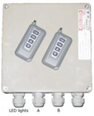 Пульт дистанционного управления для прожекторов Aquaviva