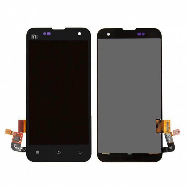 Дисплей (экран) для Xiaomi Mi2S с сенсором (тачскрином) черный