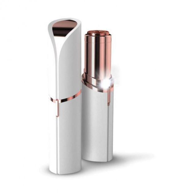 Женский эпилятор для лица Flawless для удаления волос триммер электробритва Best hair trimmer белый