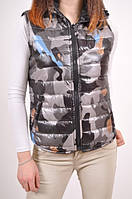 Жилетка женская болоньевая на синтепоне CIWAN Размеры в наличии : 42,46 арт.2020