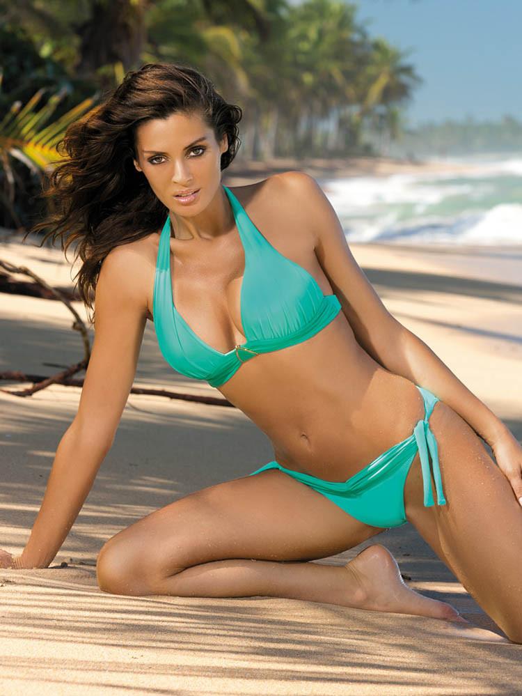 Купальник-бикини - Последний шанс купить! · M-252 Liza Marko цвет maldive