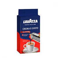 Молотый кофе Lavazza Crema e Gusto gusto classico 250 гр