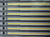 Светодиодная LED линейка SMD 2835 72LED/m 220V IP20 ( 30см ), фото 1