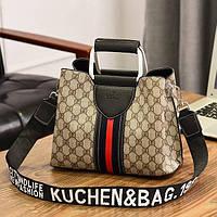 Стильная женская сумка. Модель 418