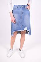 Юбка джинсовая женская NewJeans Размеры в наличии : 25,26,27,28,29,30 арт.D7019