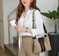 Стильная женская сумка. Модель 418, фото 2