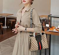 Стильная женская сумка. Модель 418, фото 4