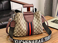 Стильная женская сумка. Модель 418, фото 6
