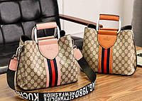Стильная женская сумка. Модель 418, фото 5