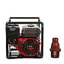 Мотопомпа BULAT BW65-55 (высоконапорная для капельного полива, 35 куб.м/час) (Weima 65-55), фото 4