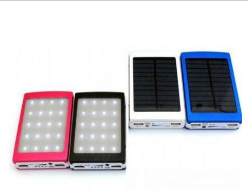 Сонячне зарядний пристрій Power Bank 30000 mAh