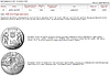Хрещення Русі Срібна монета 10 гривень унція срібла 31,1 грам, фото 3