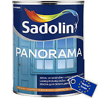Sadolin PANORAMA Белый BW 2,5 л краска для окон и дверей
