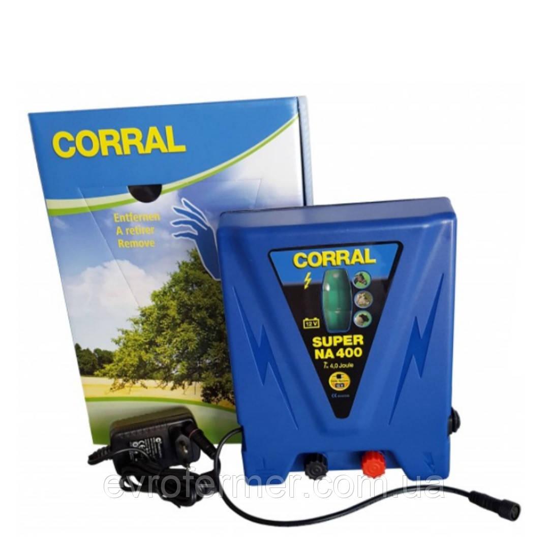 Универсальный электропастух Corral Super NA400, Германия