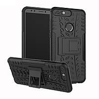 Чехол Armor Case для Huawei Y7 Prime 2018 Черный