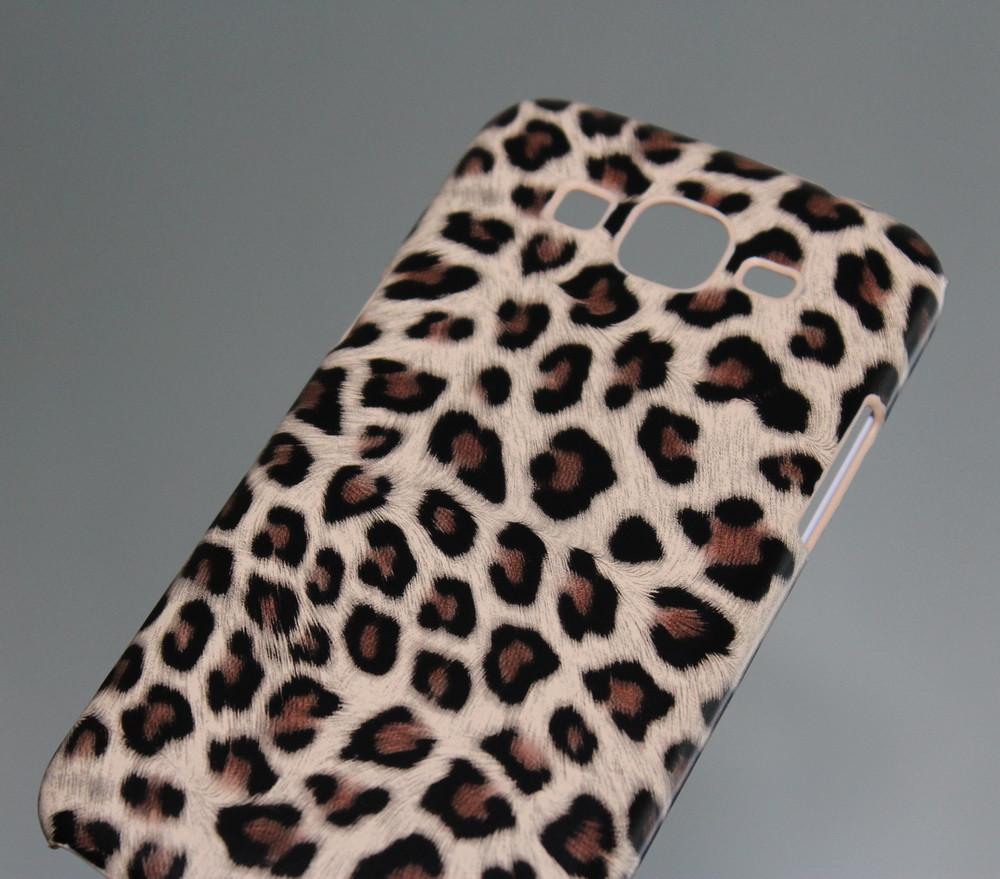 Чехол для Samsung Galaxy Grand 2 G7102 леопард