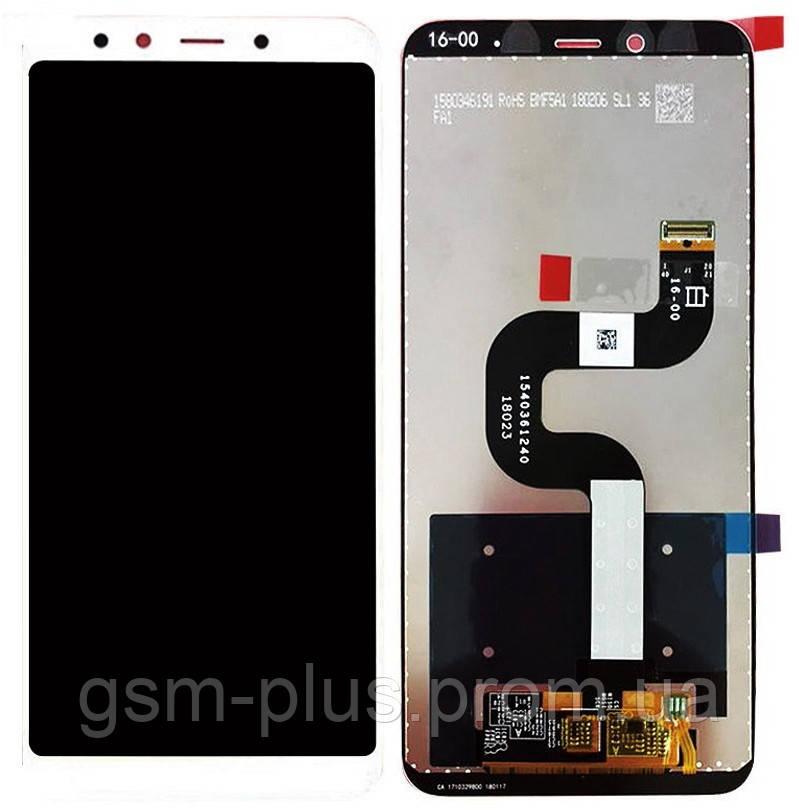 Дисплей Xiaomi Mi A2 / Mi6x complete White