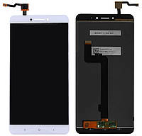 Дисплей Xiaomi Mi Max complete with touch White