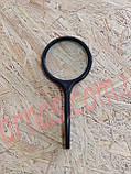Лупа ручная Magnifying Glass 75mm, фото 2