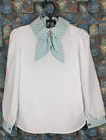 """Блузка юниор с длинным рукавом на девочку 140-158 см (2 цв.) """"SOFIA"""" купить недорого от прямого поставщика"""