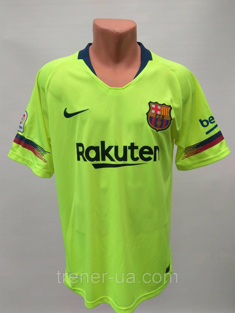 Форма в стилі Nike доросла Barcelona лимон сезон 2019