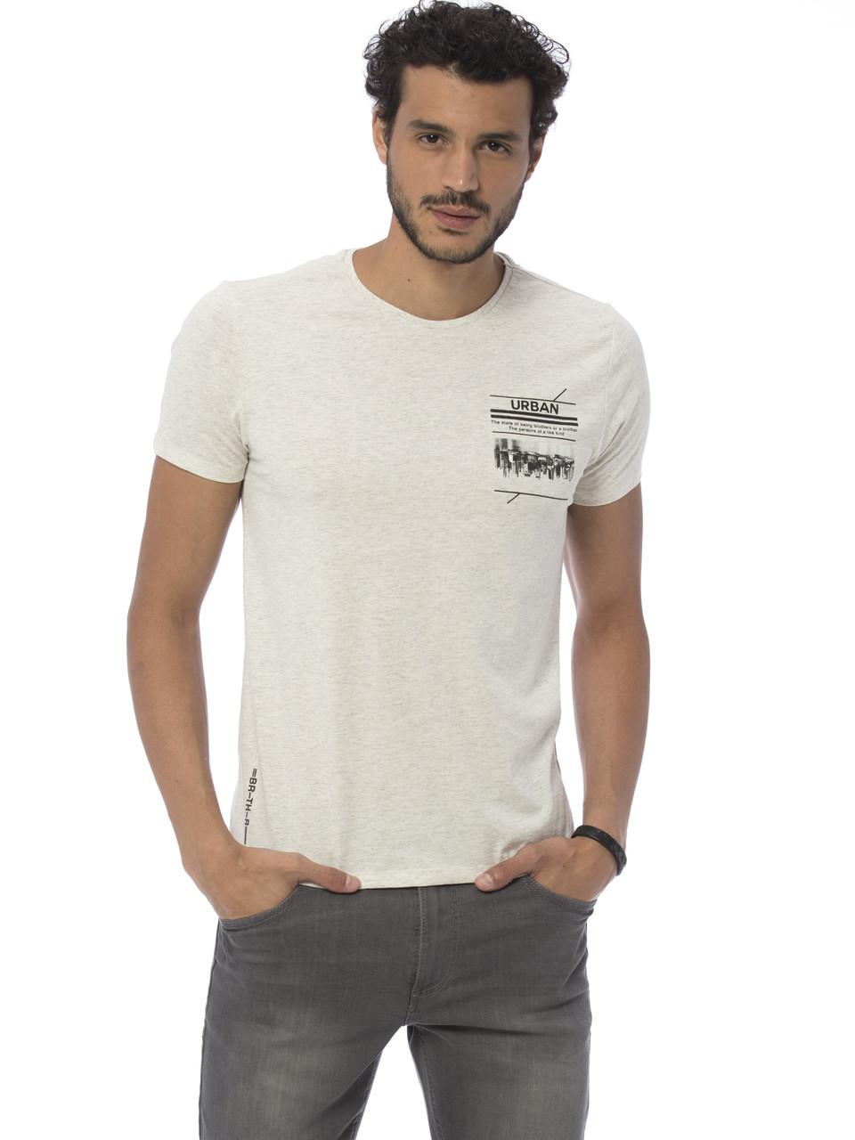 Мужская футболка Lc Waikiki / Лс Вайкики с надписью Urban