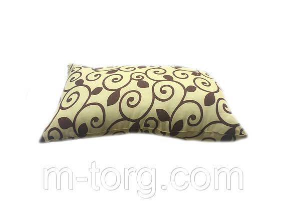 Подушка 50/70 см, силикон шариковый, фото 2