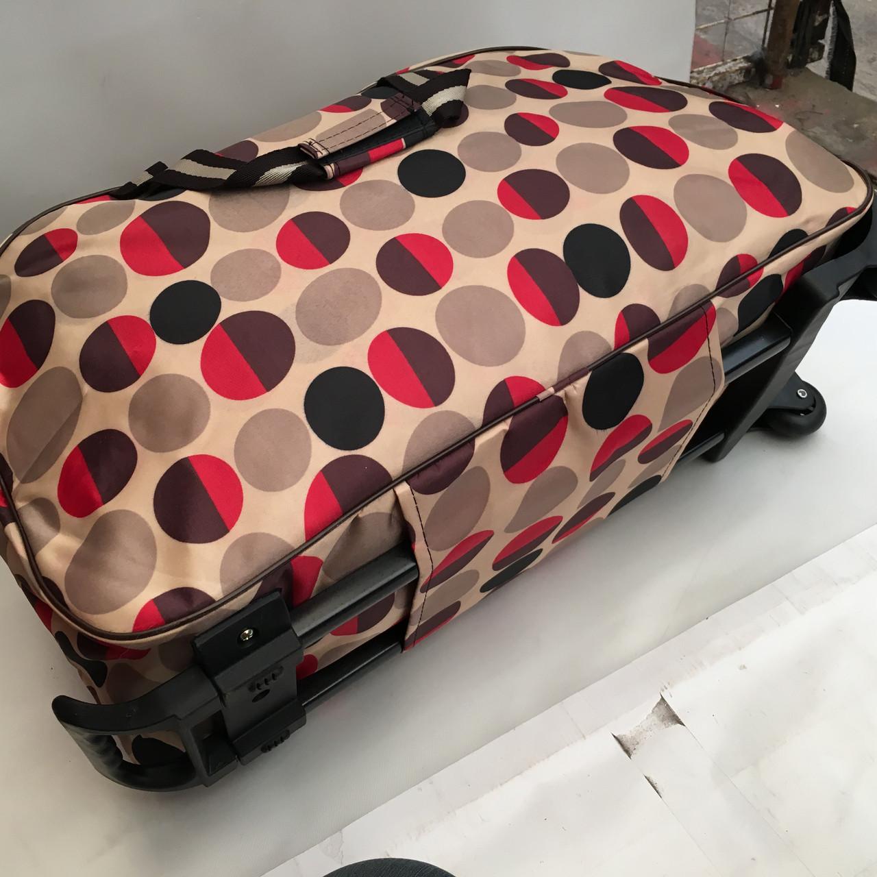333fd3b35e55 Сумка дорожная на колёсах с выдвижной ручкой оптом: продажа, цена в ...