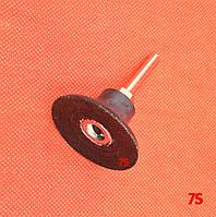 Оправка Roloc Hard с металлическим хвостовиком, d 50 мм, 1/4-20 INT