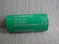 Varta CR 2/3 AA, Литиевая батарея 3 V
