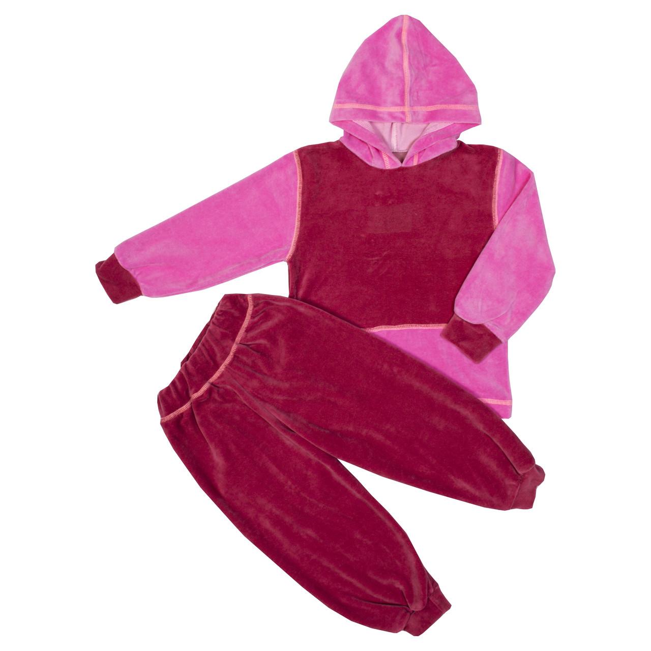 Спортивный костюм велюровый