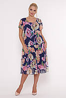 936c2e05653 Платье из шифона большого размера в Украине. Сравнить цены