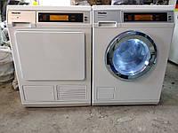 Комплект Стиральная и сушильная машина Миле Miele W 5000 WPS ,Miele T 8001 WP