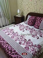 Постельное белье 1,5 ткань Бязь Голд, фото 1