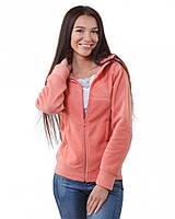 Куртка кофта женская флисовая