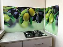 Фартук с оливками