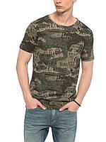 Мужская футболка Lc Waikiki / Лс Вайкики камуфляж, фото 1