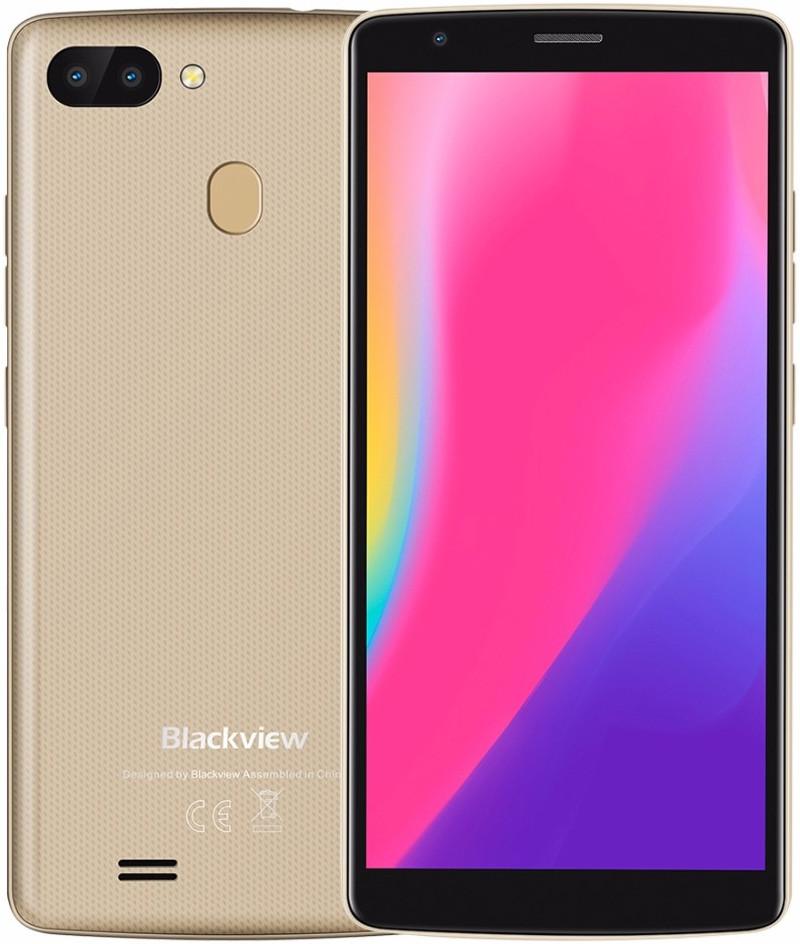 Blackview A20 Pro | Золотистый | 2/16 ГБ | 4G/LTE | Гарантия