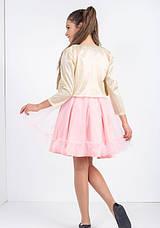 Детское нарядное платье  для девочки Арина, размеры 134-152, фото 3