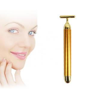 Ионный вибромассажер для лица Energy Beauty Bar 149801