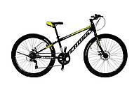 """Горный детский подростковый велосипед ригид 24"""" CROSS LEGION"""